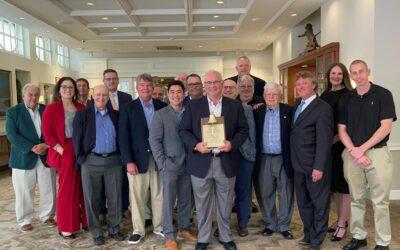 NJRRA Celebrates Tim Tierney's Retirement